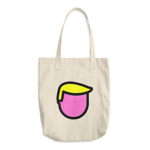 Retro Donald Trump Cotton Tote Bag - Miss Deplorable