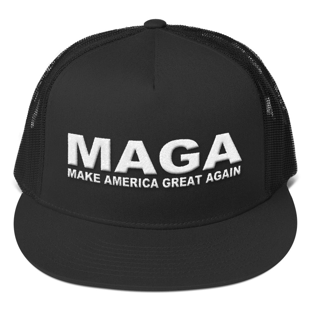 Make America Great Again MAGA Donald Trump Trucker Cap - Miss Deplorable