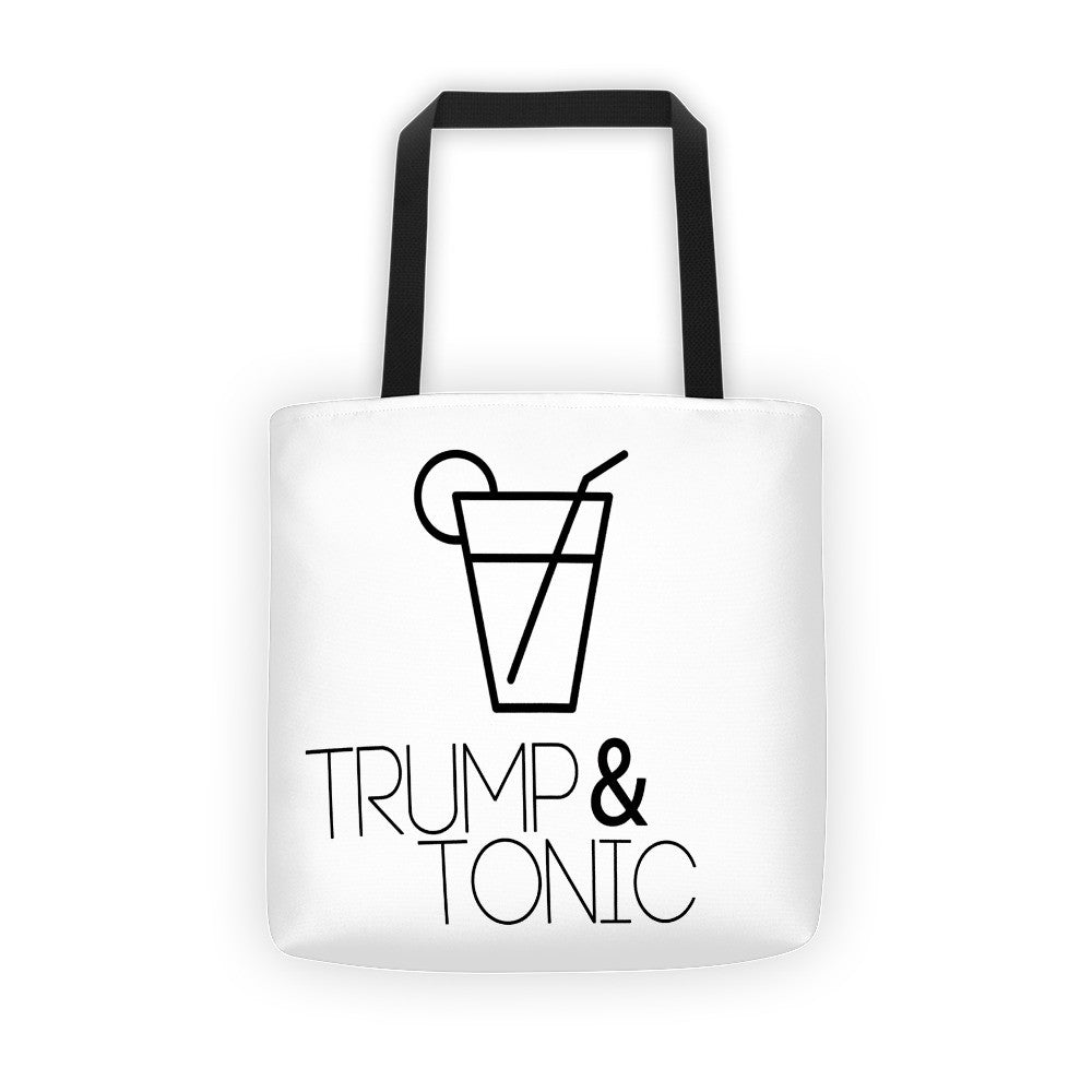 Trump & Tonic Donald Trump Tote bag - Miss Deplorable
