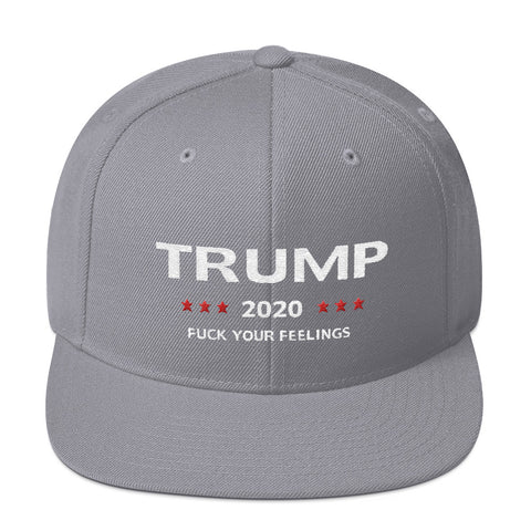 Donald Trump 2020 Snapback Hat - Miss Deplorable