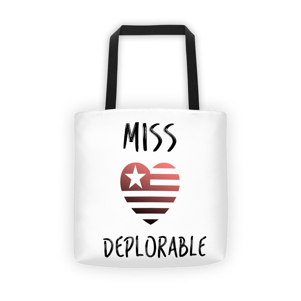Miss Deplorable Tote bag - Miss Deplorable