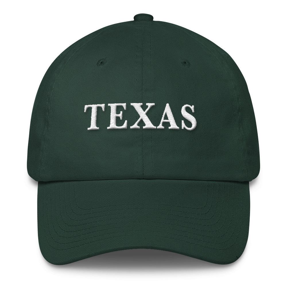 Melania Trump Texas Cotton Cap - Miss Deplorable