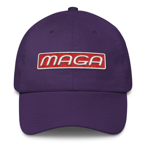 Make America Great Again MAGA Cotton Cap - Miss Deplorable