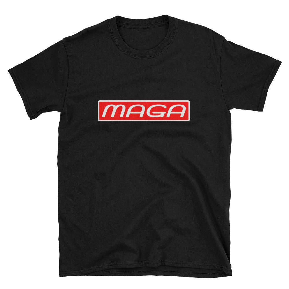 Make America Great Again MAGA Motif Womens T Shirt