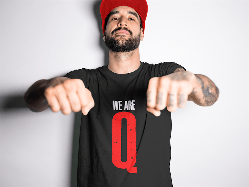 We Are Q Shirt - Qanon T Shirt - Miss Deplorable