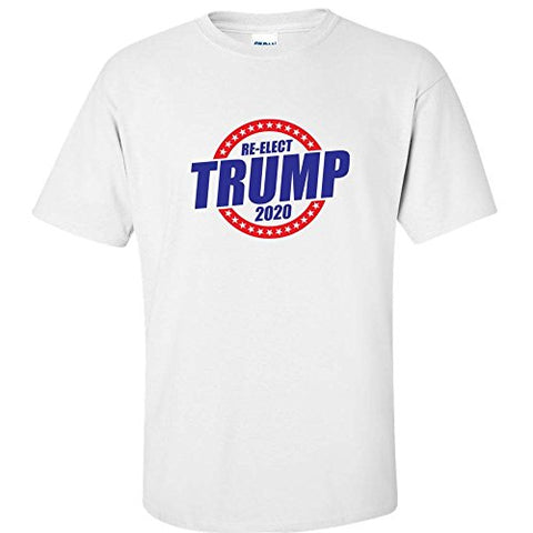 Re Elect Donald Trump 2020 Mens T Shirt - Miss Deplorable