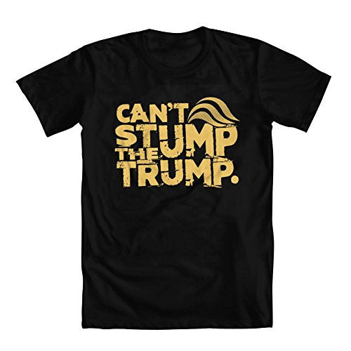 Cant Stump The Trump Mens T Shirt - Miss Deplorable