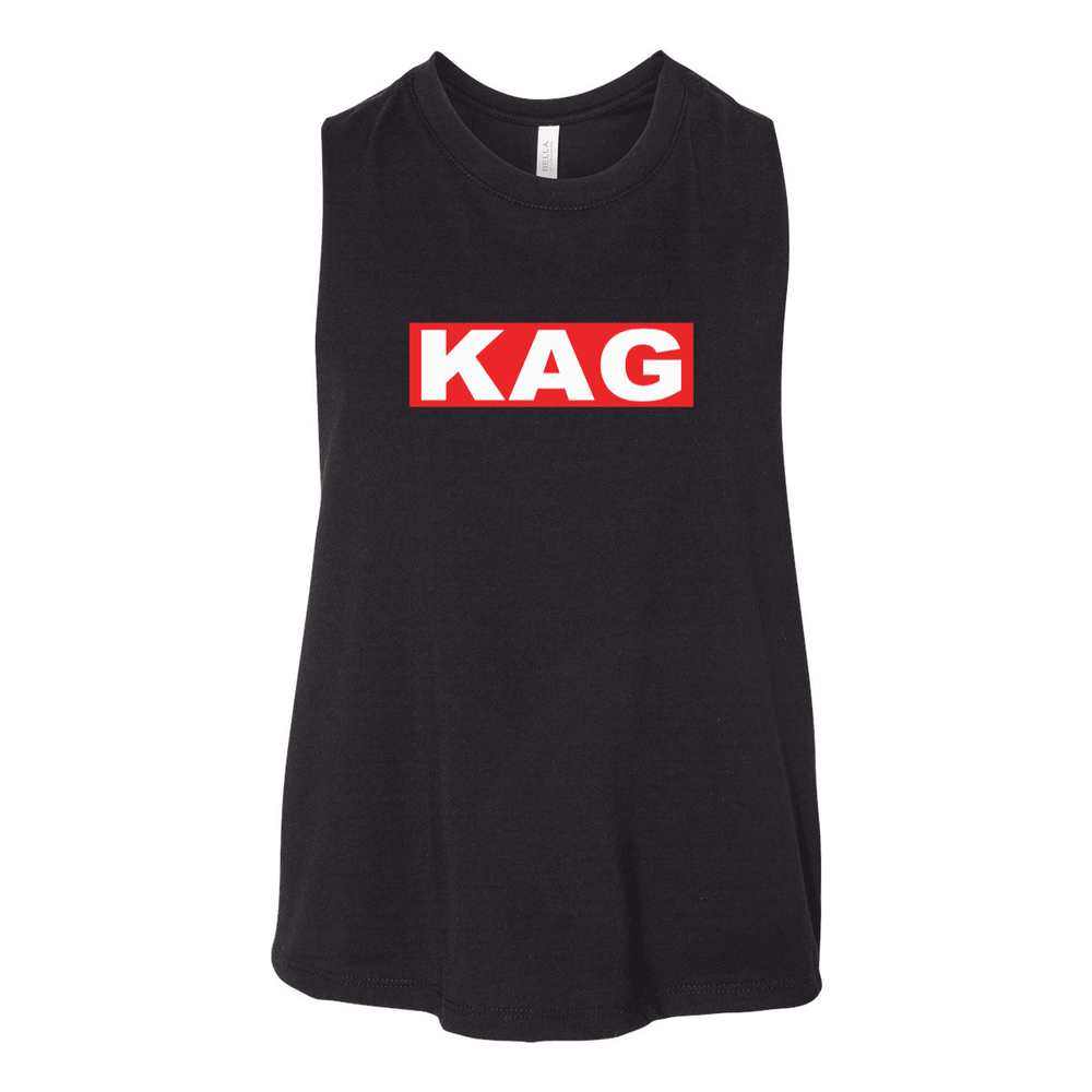 KAG Crop Top (ML) for $29.00 at Miss Deplorable