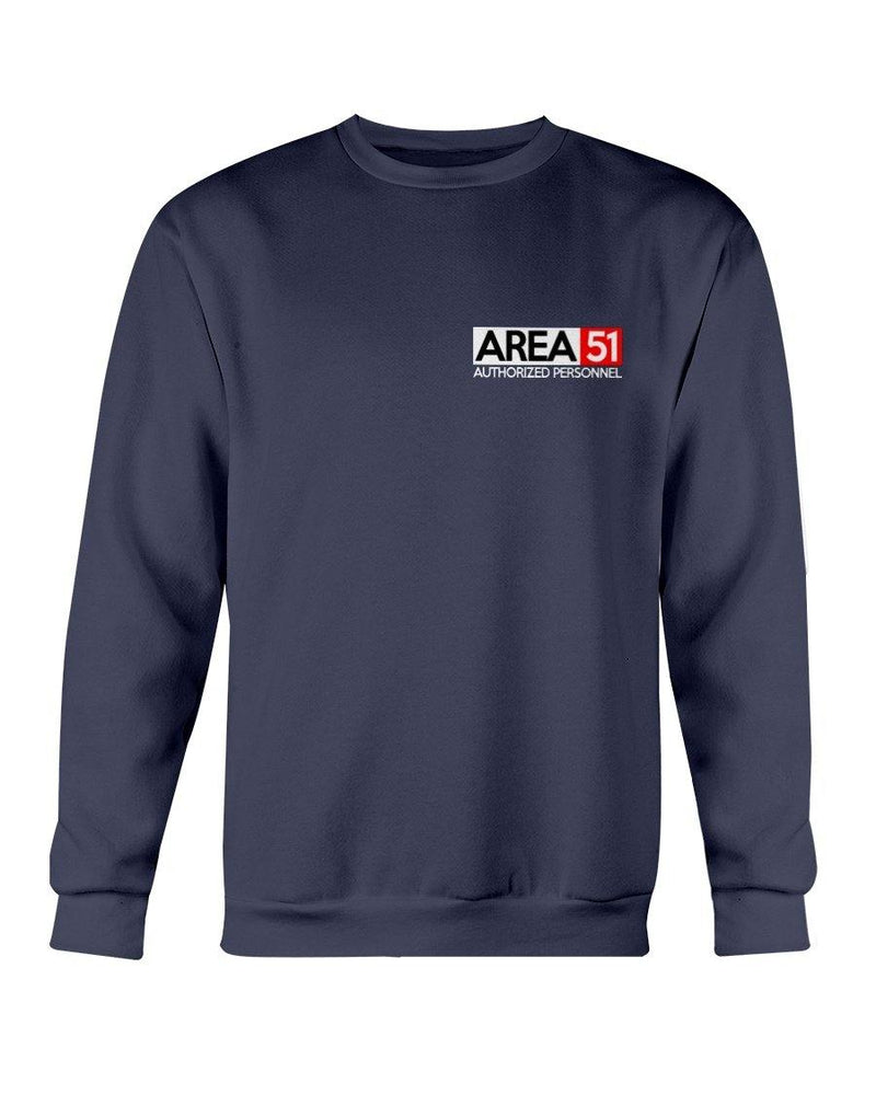 Area 51 Sweatshirt (FL EB) - Miss Deplorable
