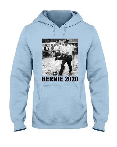 Bernie Arrest Hoodie (FL AM) - Miss Deplorable