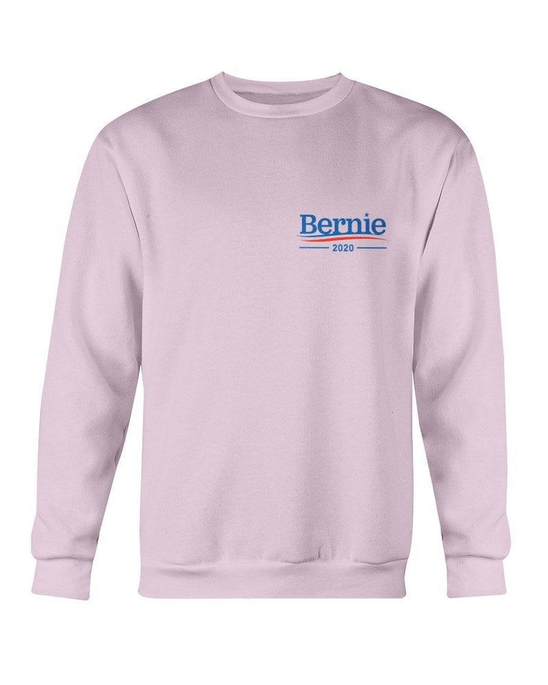 Bernie 2020 Chest Sweatshirt AM - Miss Deplorable