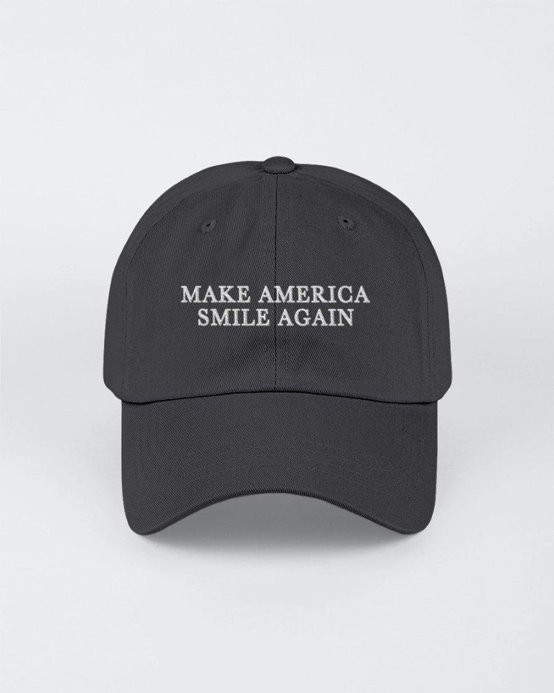MAKE AMERICA SMILE AGAIN HAT for $39.00 at Miss Deplorable