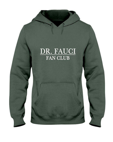 Dr. Fauci Hoodie AM - Miss Deplorable