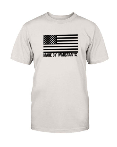 Made By Immigrants Shirt - Miss Deplorable