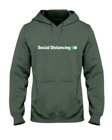 Social Distancing Hoodie (AM FL) for $34.00 at Miss Deplorable