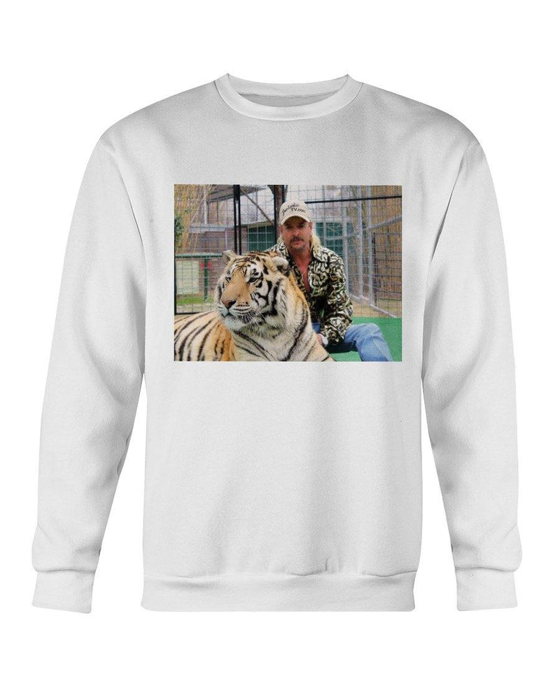 Joe Exotic Crewneck Sweatshirt MD - Miss Deplorable