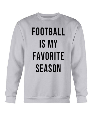 Football Is My Favorite Season Sweatshirt (AM FL) - Miss Deplorable