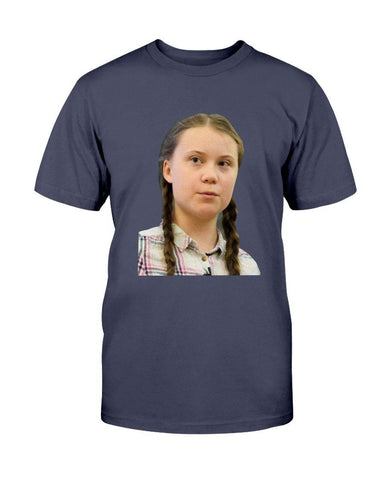 Woody Harrelson Greta Thunberg T Shirt (EB FL) for $25.00 at Miss Deplorable