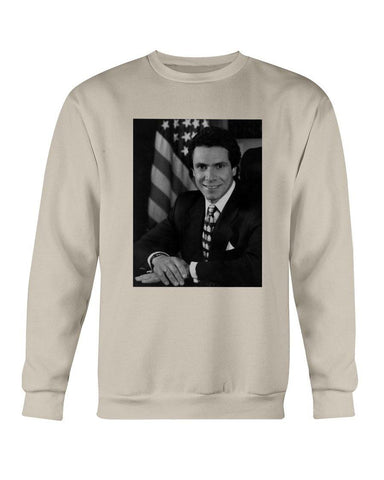 Young Andrew Cuomo Sweatshirt (AM FL) - Miss Deplorable
