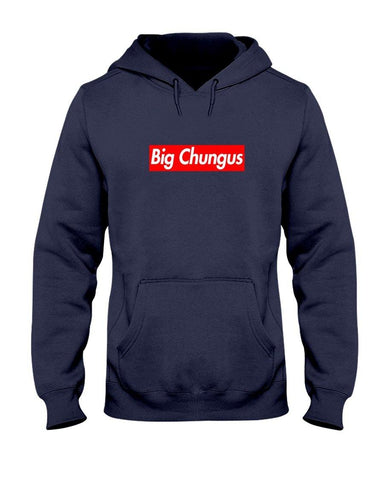 Big Chungus Hoodie (FL EB) - Miss Deplorable