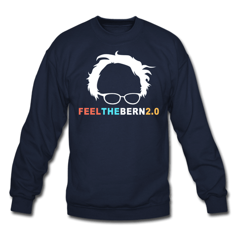 Feel The Bern 2.0 Sweatshirt (EB SPD) for $35.00 at Miss Deplorable