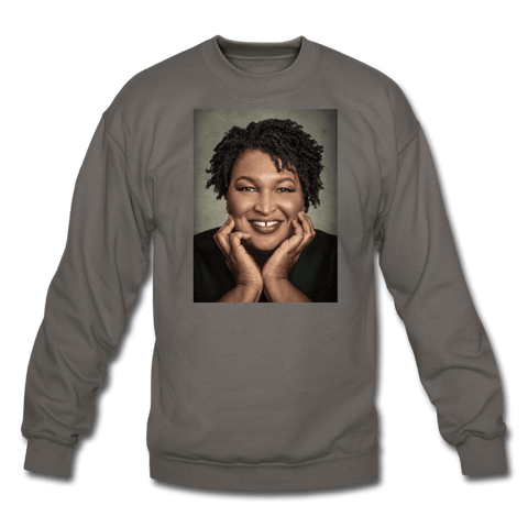 Stacey Abrams Sweatshirt (MD SPD) for $34.00 at Miss Deplorable