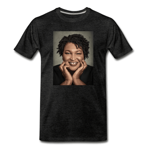 Stacey Abrams Shirt Heather (MD SPD) for $29.00 at Miss Deplorable
