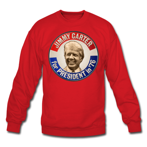 Jimmy Carter 76 Sweatshirt (MD SPD) for $34.00 at Miss Deplorable