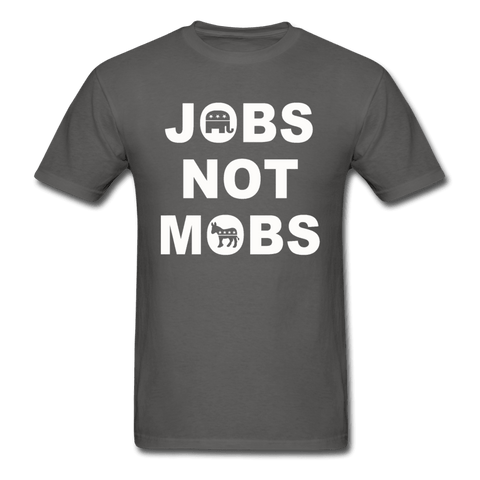Jobs Not Mobs Shirt (EB SPD) for $25.00 at Miss Deplorable