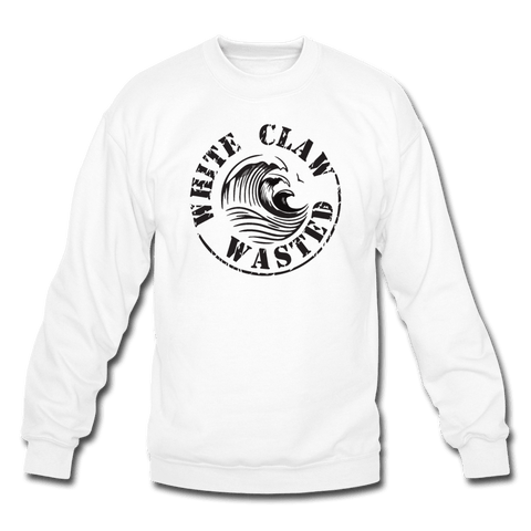 White Claw Wasted Sweatshirt (SPD) for $37.00 at Miss Deplorable