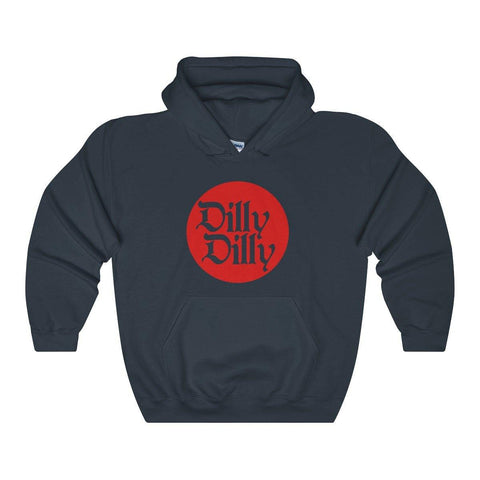 Dilly Dilly Hoodie Funny Beer Drinking Dil Dil Bud Light Hooded Sweatshirt - Miss Deplorable