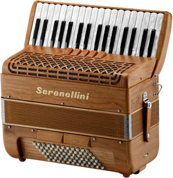 Serenellini - 343mw 72 bass accordion