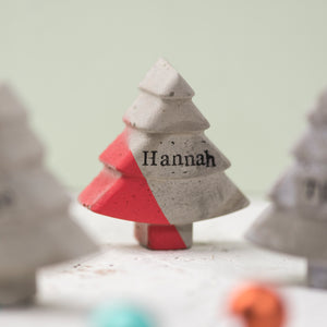 Personalised Christmas Tree