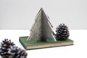 3D Concrete Christmas Tree