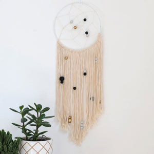 Monochrome dream catcher