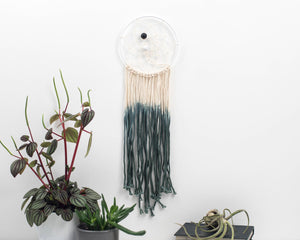 Dip Dye Dream Catcher