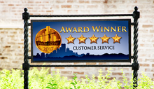 Outdoor Award Banner 2.5' x 6'