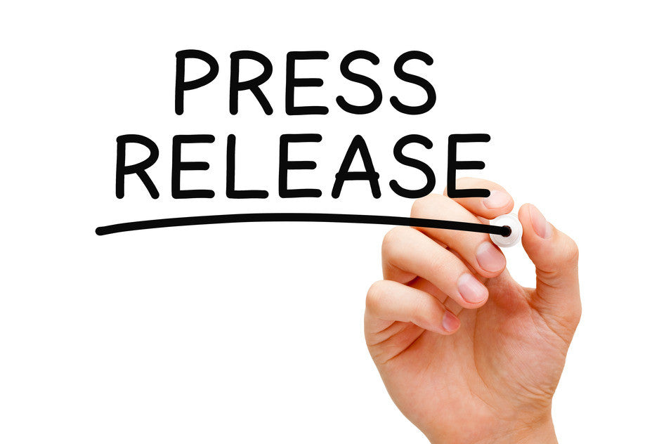 Press Release ONLY - no digital