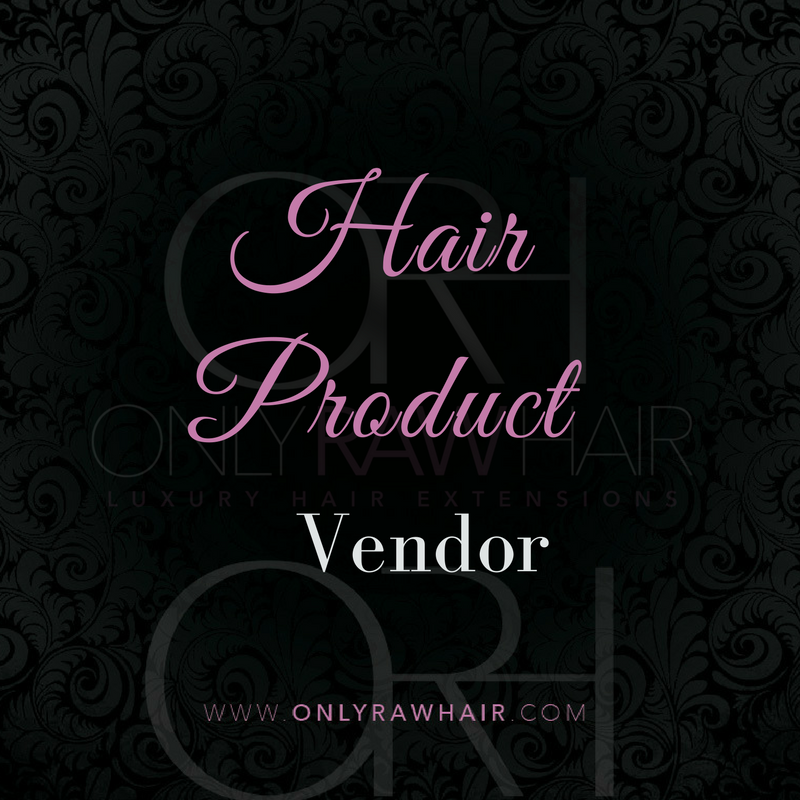 Hair Care Line Vendor