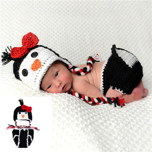 46d69596d Cute Baby Knitted Crochet Outfits Baby Girl Boy Cap Hat Mermaid Infant  Turtle Tortoiseborn Costume Photography