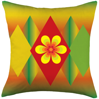 red green and gold