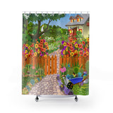 Perpetual Spring Shower Curtain