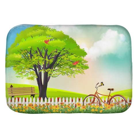 In the Meadow Bath Mat