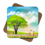 Spring Meadow Coasters