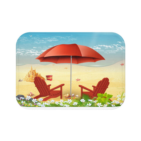 Beach Moments Bath Mat