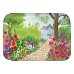 Forever in Bloom Bath Mat