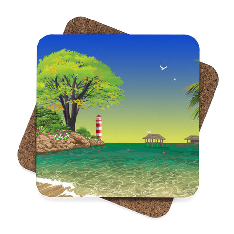 Beach Inlet Coasters