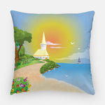 Lighthouse Outdoor Pillow