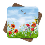 Birds in the Garden Coaster Set