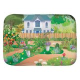 Out in the Garden Bath Mat